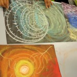 community arts workshops meditation tai'chi pastels women's strength feminism self-esteem well-being midlands arts centre birmingham video art